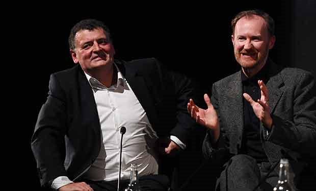 Steven Moffat and Mark Gatiss reunite the Sherlock team for a remake of Dracula