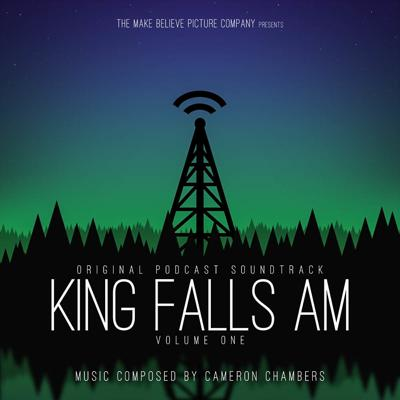 """King Falls AM"""" podcast brings supernatural drama through"""